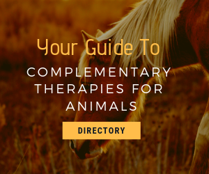 The best guide to natural animal care